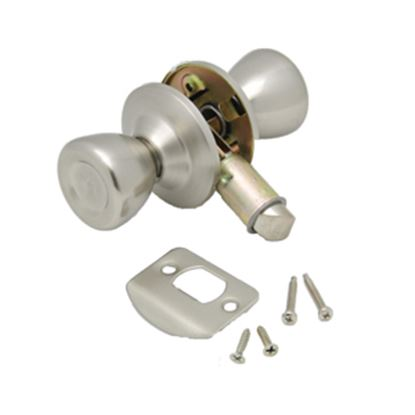 Picture of AP Products  SS Keyless/Knob Entry Door Lock 013-203-SS 20-5002