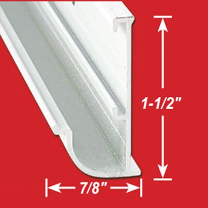 Picture of AP Products  16' Aluminum Awning Rail 021-56203-16 20-6953