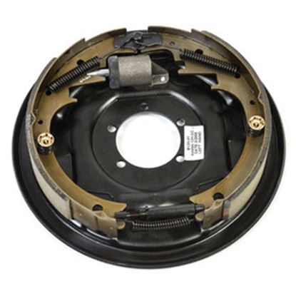 "Picture of Husky Towing  6000# RH 12X2"" Brake Assembly 30787 21-0073"