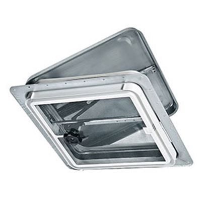 "Picture of Ventline  14.25""x14.25"" Polypropylene Frame Roof Vent V2110SP-23 22-0266"
