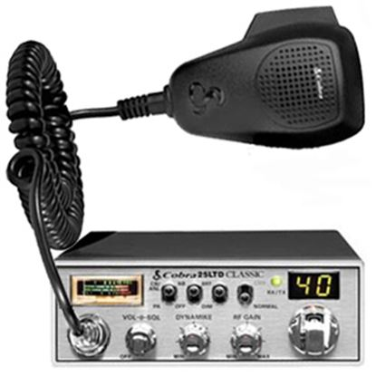 Picture of Cobra Electronics  Dynamike CB Radio 25 LTD 24-0093