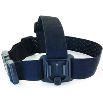 Picture of WASPcam  Action Camera Vented Head Strap Mount  25-0076