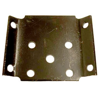 """Picture of AP Products  2-3/8"""" Leaf Spring Plate 014-1938281 46-0020"""