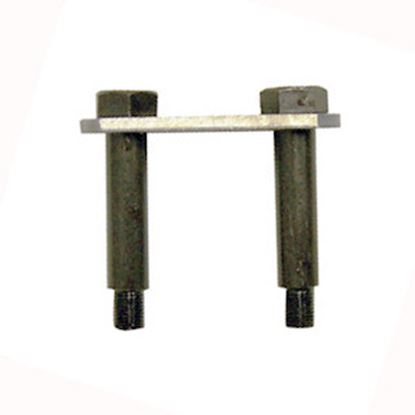 Picture of AP Products  2 Holes Leaf Spring Shackle Plate 014-125675 46-6856