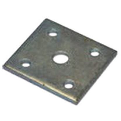 """Picture of AP Products  1-3/4"""" Square Leaf Spring Plate 014-139874 46-6878"""