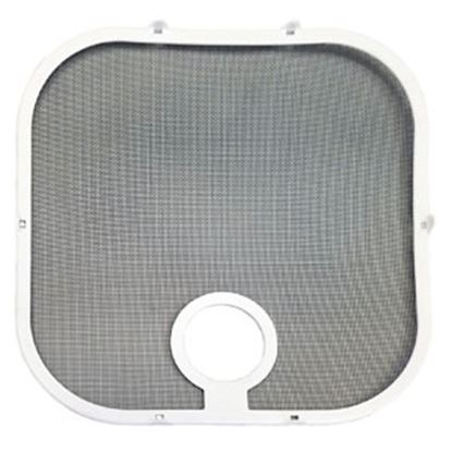Picture of Ventline  Polar White Roof Vent Screen For Standard Ventline BVD0434-41 47-0316