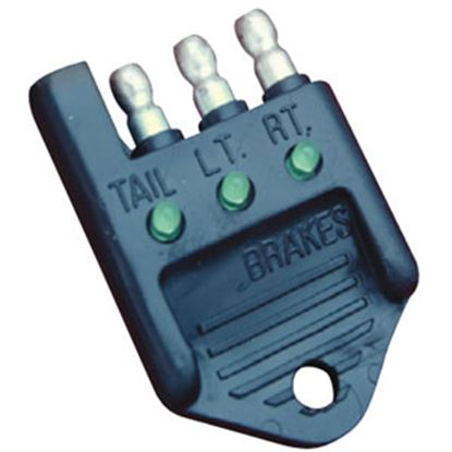 Picture of De-Bug Plug  4-Wire Trailer Wiring Circuit Tester DBP 69-1309