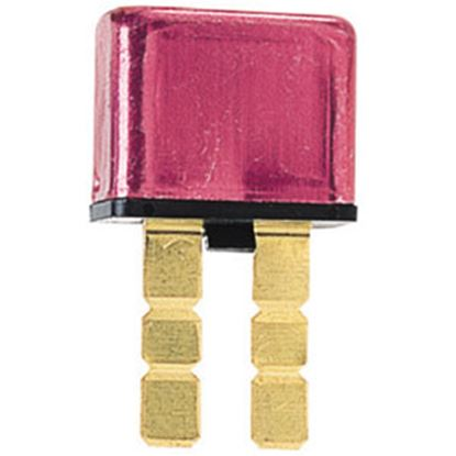 Picture of Bussman TYPE I 15A/ 12V Snap-Off Blue Blade Auto Reset Circuit Breaker BP/UCB-15-RP 69-8497