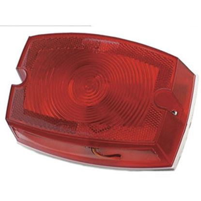 Picture of Grote  Red/Yellow Tail Light Assembly 50762 69-9065