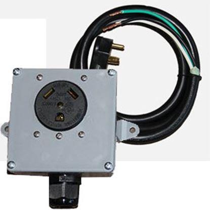 Picture of Hughes Autoformer  Voltage Regulator Installation Kit 30A KIT 69-9156
