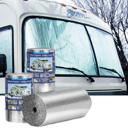 Picture of Reflectix Reflectix(R) 2' W x 25' L Reflective Insulation Tape BP24025 69-9703