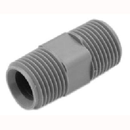 """Picture of Lasalle Bristol QEST 3/4"""" MPT Straight Fresh Water Coupler Fitting 64QC44T 70-6387"""
