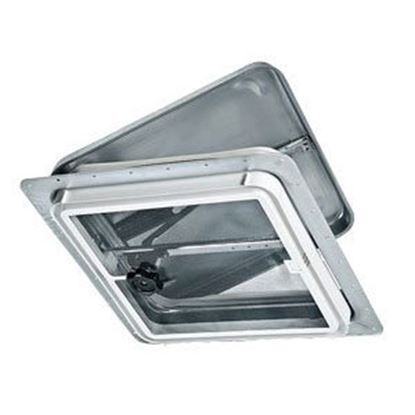 "Picture of Ventline  14.25""x14.25"" Polypropylene Frame Roof Vent V2110-601-00 71-0006"