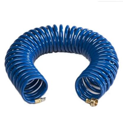 Picture of American Brass  15'L Expandable Garden Hose CRD-COIL-BLU-HS 71-3503