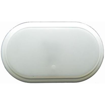 Picture of Command  White Lens Warm White LED Dome Light 001-1030WS 93-0000
