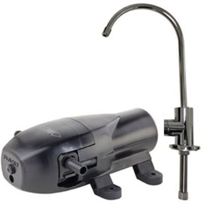 Picture of Flojet  12V 1.0 GPM Fresh Water Pump w/ Faucet RLFP122202G 94-0712