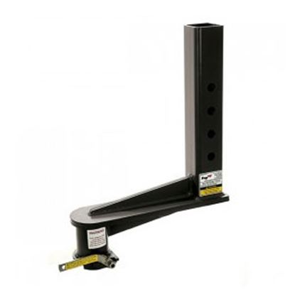 "Picture of PopUp Towing  24K 16"" Offset Adjustable Square 2-5/16"" Ball Gooseneck Coupler  94-2577"