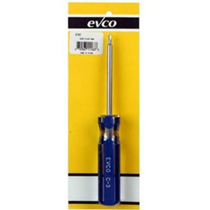 "Picture of AP Products  Blue Handle 5/32"" Clutch Screwdriver 009-C3C 94-8006"