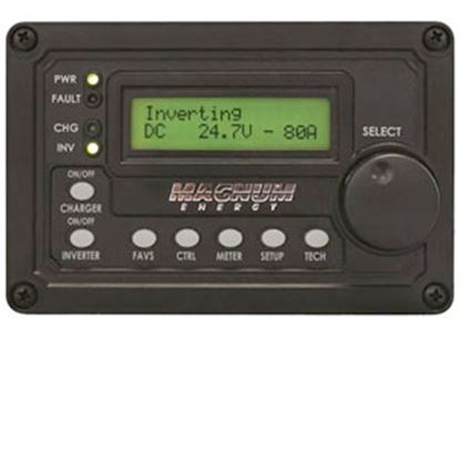 Picture of Magnum Energy  Inverter Remote Control for ME-AGS-N/ ME-BMK w/50' Cable ME-ARC50 95-3717